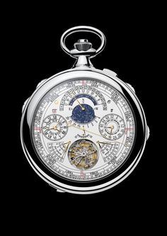 The $8 Million Pocket Watch: The Story Behind Vacheron Constantin's Ref. 57260