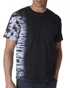 This off-the-shoulder tie-dye style is a quirky alternative to the regular tie-dye shirt. It exhibits the practicality of the plain, colored t-shirt, with the flare and personality of tie-dye. Like our other products, it is crafted from the finest materials and is made in a wide range of sizes and colors.