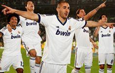HALA MADRID <3