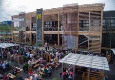 Unique and Unusual McDonald's Restaurants around the world – 25 PHOTOS
