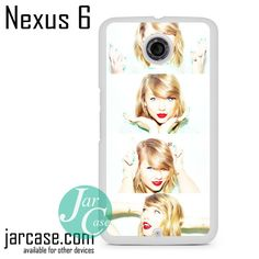 Taylor Swift Making Face Collage Phone case for Nexus 4/5/6