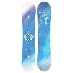 Women's Rome Snowboards - Rome Scandal Snowboard - Mul