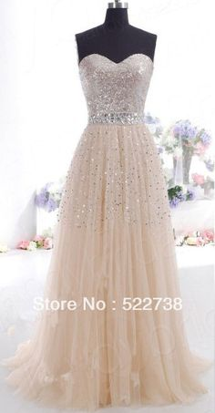 Free shipping champagne evening dresses 2014 real image elie saab evening dress crystal long formal evening gown