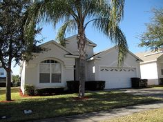 2216 Wyndham Palms Way, Kissimmee FL is a 4 Bed / 3 Bath vacation home in Windsor Palms Resort near Walt Disney World Resort
