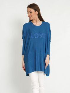 Μακριά μπλούζα με σχέδιο - 9,99 € - http://www.ilovesales.gr/shop/makria-blouza-me-schedio-9/