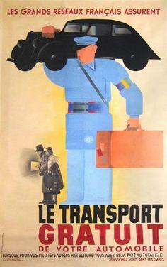 1935, Pierre Fix Masseau (1905 - 1994)