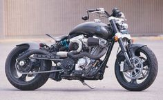 Confederate Motorcycle's Hellcat 124 combines high-tech with high performance. To the house-built frame they added inverted Marzocchi forks, a Penske coil-over rear shock, twin 300-mm disc brakes with 6-piston calipers in front, and a 280-mm disc with a twin-piston caliper in back. All this hardware is warranted: the 124-cubic-inch S&S Super Sidewinder Plus engine offers an impressive 130 rear-wheel horsepower.