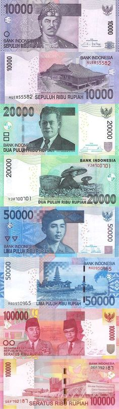 In Indonesia money is very important, the more money the more you will be appreciated by others. Even with the ministers, you hear a lot of stories where they are bribed. This is also why Indonesia is such a corrupted country.