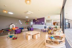 Chrysalis Childcare Centre / located in AUCKLAND (new zeland)