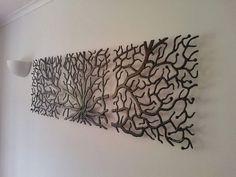 Déco murale en métal - idées avant-garde