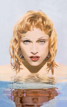 Madonna by Herb Ritts, 1993