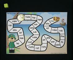 Fun Magic E Activity for Kids!