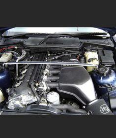 BMW M3 E36 S50 S52  Airbox S54 Motor 2-tlg. Neu