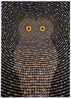 ButtonArtMuseum.com - Animalarium: Intricate Seductions WOW!