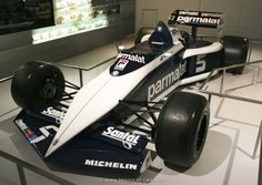 Brabham BT 52 - BMW