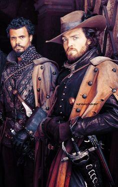 Porthos & Athos
