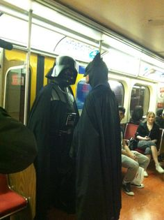 Oh no, if Vader force-chokes Batman his voice will be all raspy.