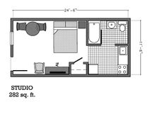 Studio | Affordable Corporate Suites