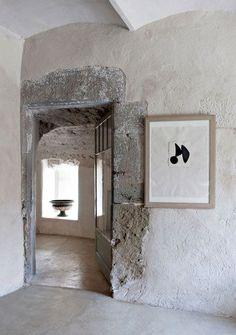 Stones, Wabi sabi and Kitchen doors on Pinterest