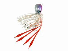 Cute Lead Lure Fishing Bait Fish Hard Hook Colorful