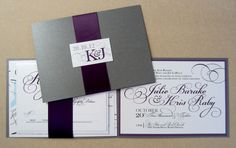 Beautifully Chic Wedding Invites  @ChicWeddingPlanning  #wishtreeinvites