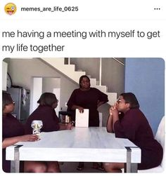 """Thirty Depressing Memes For The Downtrodden - Funny memes that """"GET IT"""" and want you to too. Get the latest funniest memes and keep up what is going on in the meme-o-sphere. Really Funny Memes, Stupid Funny Memes, Funny Laugh, Funny Tweets, Funny Relatable Memes, Funny Posts, Funny Quotes, Funny Stuff, 9gag Funny"""