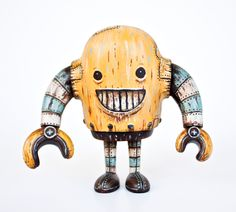 Sketchbot Custom by Hylton Warburton, via Behance