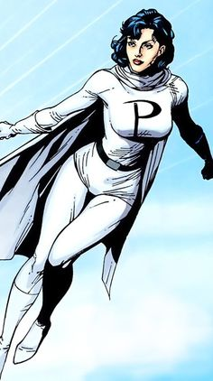 Image of Phantom Girl (Original costume) - Comic Vine