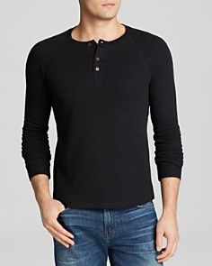 Threads For Thought Long Sleeve Henley