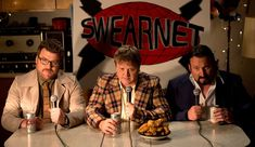 Swearnet: The Movie Official Trailer (Green Band)