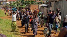 Ruanda: Polizei erschießt bei Protesten fünf Flüchtlinge - SPIEGEL ONLINE - Politik