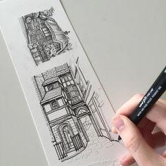 // sketchbook // inspiration // pinterest // sarahesilvester