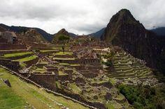 training for the inca trail  The Inca Trail trek culminates in a visit to Machu Picchu.