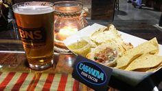 Casanova fish tacos Tuesday at BNS Brewery in Santee!