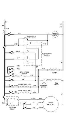 testing the dishwasher timer switches electrical problems, electrical  diagram, residential real estate, junction