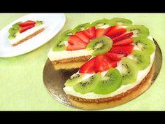 Receta de tarta de yogur - Divina Cocina