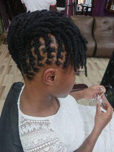 My dreadlocks! Female Dreadlocks Styles, Short Dreadlocks Hairstyles, Dreads Styles For Women, Short Dreads, Dreadlock Styles, Twist Braid Hairstyles, Locs Styles, Black Hairstyles, Short Dread Styles