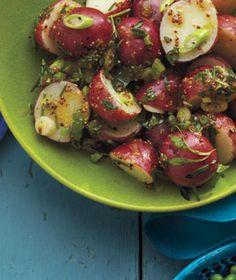 Herb Potato Salad Recipe