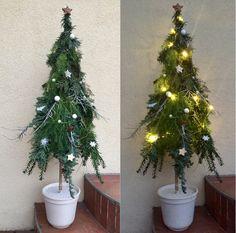 Kültéri karácsonyfa 2017.2 Dyi, Grinch, Christmas Tree, Holiday Decor, Home Decor, Branches, Xmas Trees, Christmas Deco, Decorating