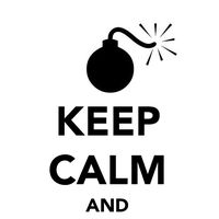 1000 images about keep calm and on pinterest keep for Immagini keep calm