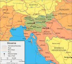 Where Is Slovenia Have A Look Slovenia Pinterest - Where is slovenia