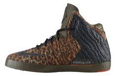 Nike LeBron 11 NSW Lifestyle LEOPARD