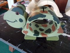 Army turtle