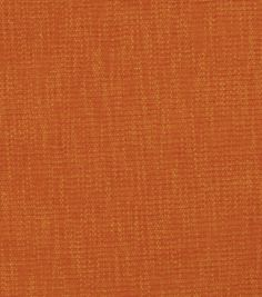 Upholstery Fabric-Richloom Studio Hogan Orange Crush