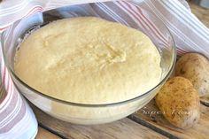 Pasta lievitata con patate Cinnamon Cake, Italian Cooking, Donut Recipes, Doughnuts, Bomboloni, Biscotti, Buffet, Fries, Sweets