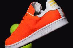 PHARRELL WILLIAMS X ADIDAS ORIGINALS - STAN SMITH (TENNIS PACK) | Sneaker Freaker