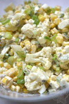 Good Healthy Recipes, Raw Food Recipes, Salad Recipes, Cooking Recipes, Snack Recipes, Sprout Recipes, Appetizer Salads, Snacks Für Party, Side Salad