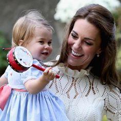 Какой бренд одежды выбирает принцесса Шарлотта | Vogue Ukraine