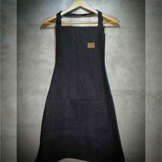 Soft Denim Aprons