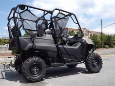 New 2016 Honda Pioneer 700-4 Honda Phantom Camo ATVs For Sale in Georgia. 2016 Honda Pioneer 700-4 Honda Phantom Camo, HUNTING SEASON IS LESS THAN A MONTH AWAY!!! 2016 Honda® Pioneer 700-4 Honda Phantom Camo® Innovations And Features That Match Your Needs Americans appreciate versatility. Give us a multi-tool and a little baling wire, and we can fix just about anything. That s the spirit behind Honda® s Pioneer 700-4, the most versatile side-by-side on the planet. It ll take you just…